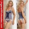 Dame Lace Leotard Underwear Sexy Lingerie