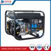 groupe électrogène électrique de générateur d'essence portative du pouvoir 5kw