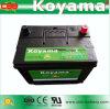 Externe Autobatterie der Speicherbatterie-N50zmf-12V60ah wartungsfrei