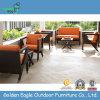 普及した、熱い販売の藤または枝編み細工品の喫茶店の椅子
