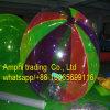 PVC/TPU modificado para requisitos particulares Loopyball, juego de pista del fútbol, agua de la caminata de la bola de la burbuja