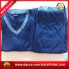 Surtidor barato de la ropa de noche de la aviación de la ropa de noche de los niños de la camisa de dormir del algodón