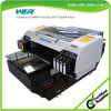 A2 impressora UV de venda superior da esfera de golfe da cor Wer-D4880UV do tamanho 8