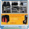 도매 싼 사진 부스 관은 주름잡아 드리우고 시스템 (RKPJ1305)를