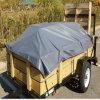 Le PVC a enduit la bâche de protection de tissu pour la couverture Tpt001 de camion