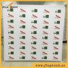 De draagbare Tribune van de Banner van de Stof van de Spanning met Enige ZijDruk