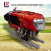 Motor diesel frío 12.5HP de la sola agua del cilindro