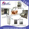 De Lopende band van de Koekjes van de Machines van snacks Met de Oven en de Mixer van het Baksel