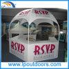옥외 6각형 다채로운 승진 전시 카운터 천막