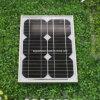 mono PV qualità tedesca del comitato solare di 18wp per uso domestico