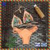 (貿易保証)最新の方法ビキニ、セクシーなビキニ、二つの部分から成った水着
