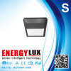 De aluminio al aire libre de la dimensión de una variable cuadrada de E-L28b a presión la luz de la pared LED de la fundición