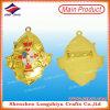 Pin 2014 de Italia 3D Gold Medal Badge Badge con Pin de Safety Arch Shape Medal Imitation Hard Enamel Medal y Medallion (LZY-00020130056)