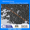 Qualität Steel Shot für S70, S110, S130, S170, S230, S280, S330, S390, S460, S550, S660, S780