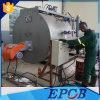 Vapor padrão do produto da combustão 3pass caldeira despedida gás de 2 toneladas