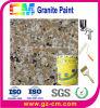 Acryl Schilderen van de Textuur van de Muur Moorstone van het Graniet van de nevel het Veelkleurige