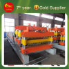 Telhado e Wall Tile Roll Dobro-Layer Forming Machinery