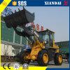 SGS Goedgekeurde Lader van het Wiel van de Apparatuur van de Bouw 2.8t