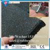 Azulejo de goma de la seguridad elástico de En1177 Palyground, pavimentadora de goma del azulejo