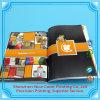 Surtidor barato de la impresión del compartimiento de los folletos del libro del color de China