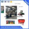 máquina de vulcanización del azulejo de goma 50t/maquinaria de goma del azulejo/máquina de goma de la prensa del azulejo