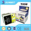 De Patroon van de Inkt van de Kleur van de top Compatibel voor Epson T058