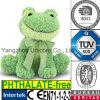 Le CE badine la grenouille molle de jouet de peluche de peluche de cadeau