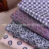 La mode de tissu d'Oxford d'impression de fleur de polyester met en sac le tissu d'Oxford