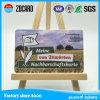 Transparente Plastik-Belüftung-Visitenkarte mit Qr Code