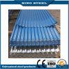 Lamiera di acciaio ondulata ondulata galvanizzata tuffata calda del tetto Sheet/PPGI
