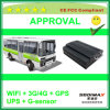 Kingston Card 4G Mobile DVR with Bus Entertainment System Support Free Cms Platform