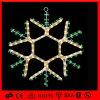 LEDの雪片のクリスマスのモチーフライト