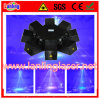 3W Blue 8 Claws LED Laser Light FAT-Beam