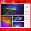 20W 50kpss DMX Disco Light für Laser Show
