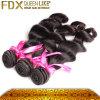 Волосы оптовой бразильской девственницы фабрики людские дешевые естественные