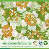 Изготовление ткани Китая напечатанное солнечностью Non-Woven