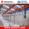 Cinta transportadora de arriba de la buena calidad para los perfiles de aluminio