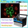 лазер DJ Lights 4-5W RGB Animation Programmable Wedding