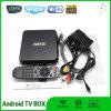 L'androïde 4.4 STB a installé le noyau androïde IPTV de quadruple de soutien 4k 3D de boîte de Xbmc TV