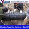 ガス管ラインのための熱収縮スリーブの絶縁の接合箇所