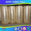 BOPP verpackenband-riesige Rolle des Klebstreifen-riesige RollenBOPP