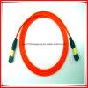 Het Chinese Efficiënte Koord van het Flard van de Vezel MPO/APC Optische