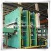 Máquina de borracha de pressão vulcanizada hidráulica de chapa quente