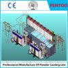 Puder-Beschichtung-Zeile für Automobil-Nabe mit guter Qualität