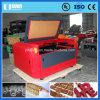 Laser-Glasgravierfräsmaschine der hohen Präzisions-Lm1410e für Verkauf