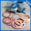 Pakkingen van de Verbrijzeling van het koper de Vlakke/Pakkingen van de Ring van het Aluminium de Dunne
