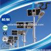 La route solaire extérieure Lightsbattery de la bonne qualité LED a actionné l'éclairage actionné par Lightsolar lumineux superbe de parking de LED