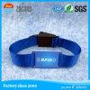 Wristband de troca impresso costume de NFC com plástico