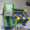 Coco-Wasser-Entwurfs-aufblasbarer kombinierter Labyrinth-Prahler LG9077