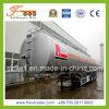 serbatoio di combustibile Semitrailer di 45000L 3axle Carbon Steel